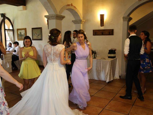 Il matrimonio di Gianmarco e Elisa a Concorezzo, Monza e Brianza 111