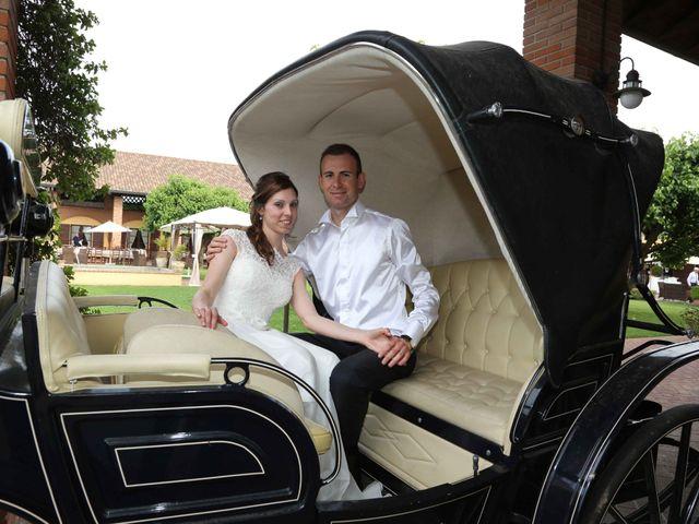 Il matrimonio di Gianmarco e Elisa a Concorezzo, Monza e Brianza 113