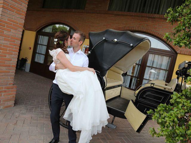 Il matrimonio di Gianmarco e Elisa a Concorezzo, Monza e Brianza 118