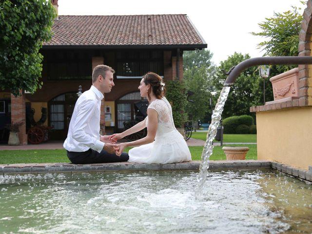 Il matrimonio di Gianmarco e Elisa a Concorezzo, Monza e Brianza 119