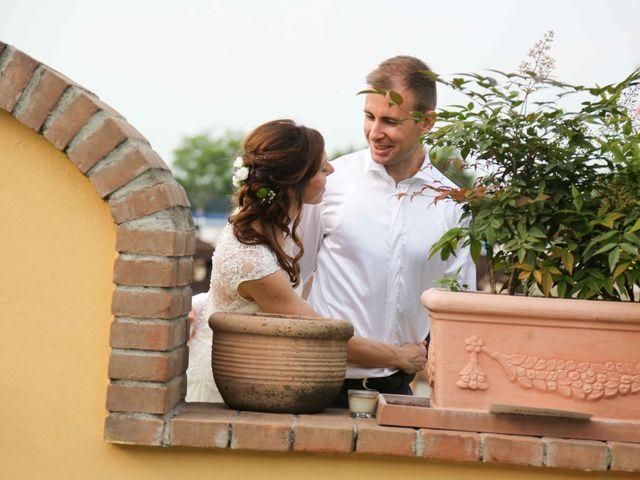 Il matrimonio di Gianmarco e Elisa a Concorezzo, Monza e Brianza 120