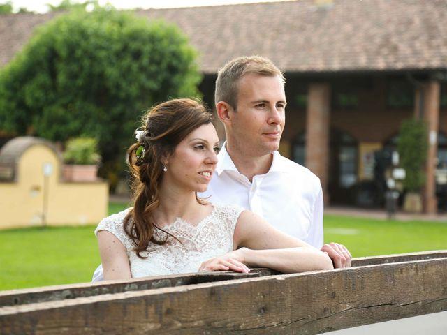 Il matrimonio di Gianmarco e Elisa a Concorezzo, Monza e Brianza 121