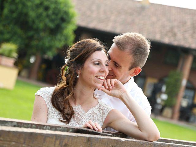 Il matrimonio di Gianmarco e Elisa a Concorezzo, Monza e Brianza 122