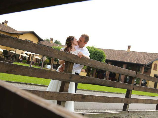 Il matrimonio di Gianmarco e Elisa a Concorezzo, Monza e Brianza 123