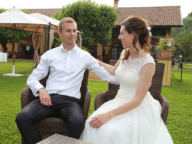 Il matrimonio di Gianmarco e Elisa a Concorezzo, Monza e Brianza 124