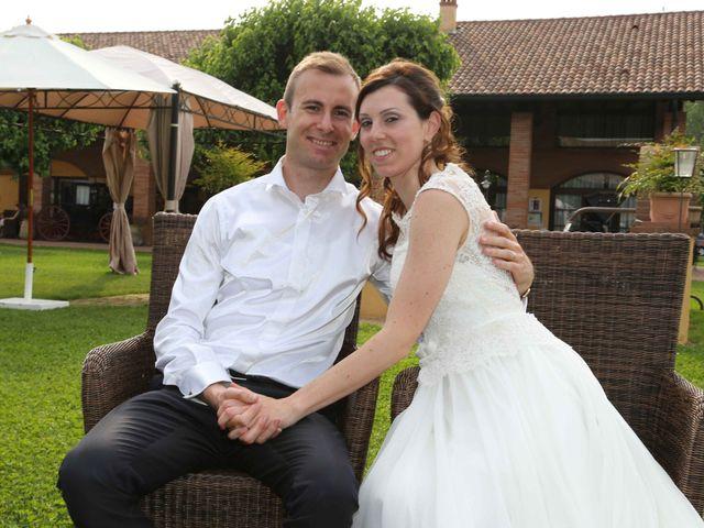 Il matrimonio di Gianmarco e Elisa a Concorezzo, Monza e Brianza 125