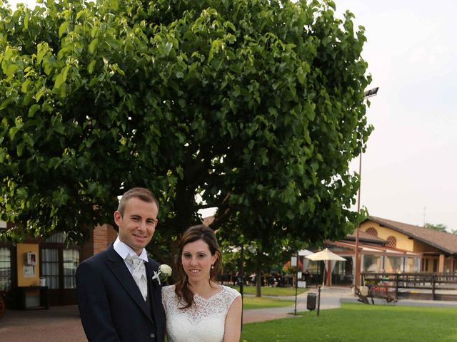 Il matrimonio di Gianmarco e Elisa a Concorezzo, Monza e Brianza 126