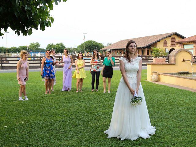 Il matrimonio di Gianmarco e Elisa a Concorezzo, Monza e Brianza 130
