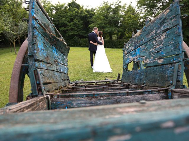 Il matrimonio di Gianmarco e Elisa a Concorezzo, Monza e Brianza 135