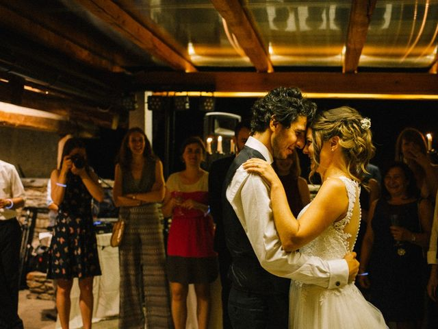Le nozze di Tina e Francesco