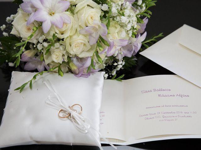 Il matrimonio di Massimo e Sara a Carate Urio, Como 1