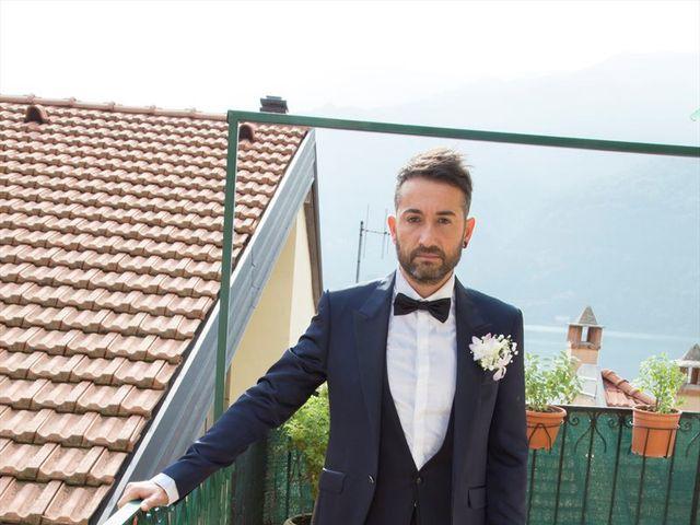 Il matrimonio di Massimo e Sara a Carate Urio, Como 5