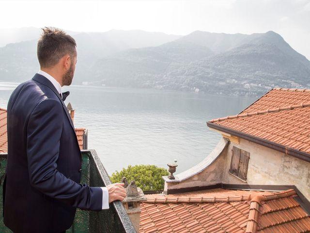 Il matrimonio di Massimo e Sara a Carate Urio, Como 7