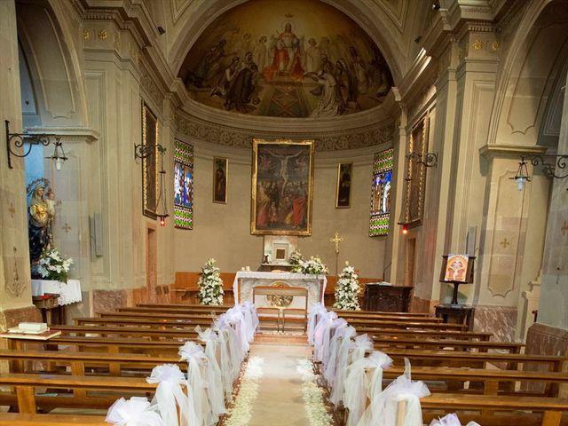 Il matrimonio di Massimo e Sara a Carate Urio, Como 8