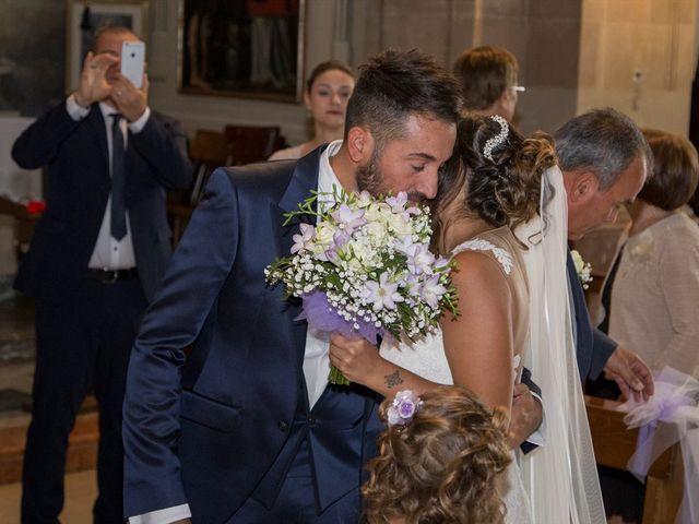 Il matrimonio di Massimo e Sara a Carate Urio, Como 10