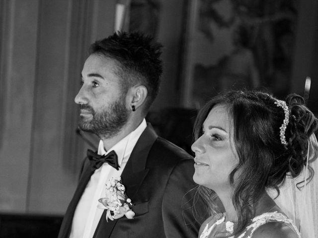 Il matrimonio di Massimo e Sara a Carate Urio, Como 11