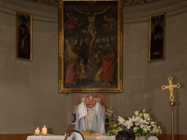 Il matrimonio di Massimo e Sara a Carate Urio, Como 12