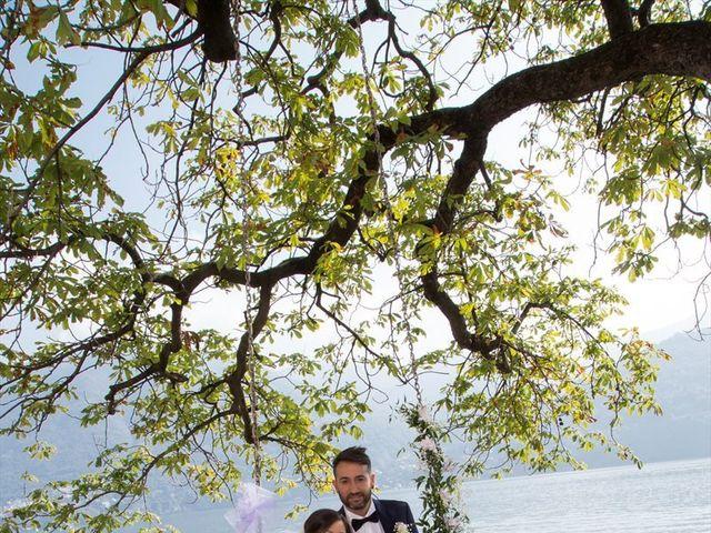 Il matrimonio di Massimo e Sara a Carate Urio, Como 15