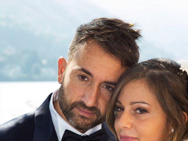 Il matrimonio di Massimo e Sara a Carate Urio, Como 16