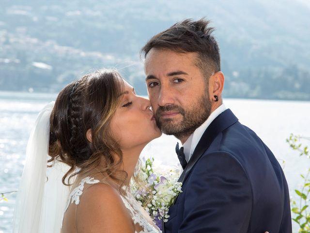 Il matrimonio di Massimo e Sara a Carate Urio, Como 18