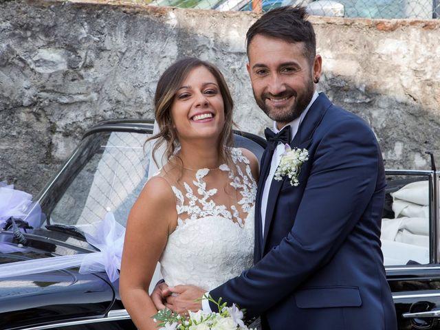 Il matrimonio di Massimo e Sara a Carate Urio, Como 21
