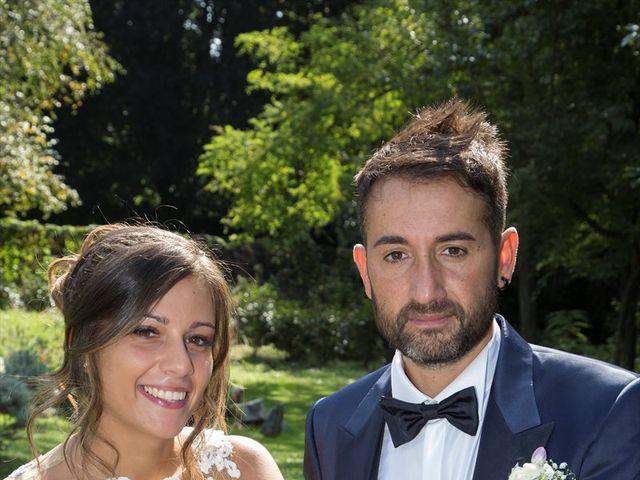 Il matrimonio di Massimo e Sara a Carate Urio, Como 30