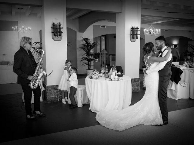 Il matrimonio di Massimo e Sara a Carate Urio, Como 33