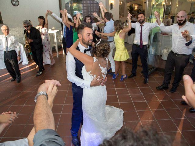 Il matrimonio di Massimo e Sara a Carate Urio, Como 34
