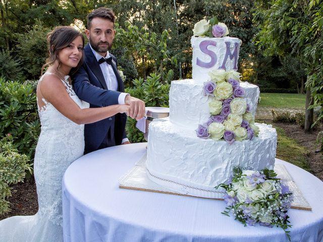 Il matrimonio di Massimo e Sara a Carate Urio, Como 38