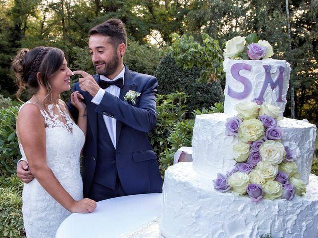 Il matrimonio di Massimo e Sara a Carate Urio, Como 39
