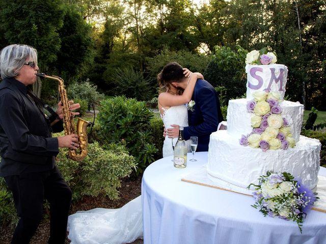 Il matrimonio di Massimo e Sara a Carate Urio, Como 40