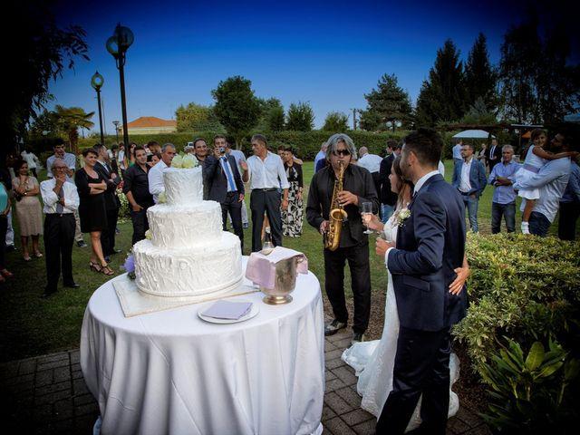 Il matrimonio di Massimo e Sara a Carate Urio, Como 41