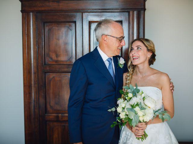 Il matrimonio di Valerio e Lucia a Celle Ligure, Savona 16