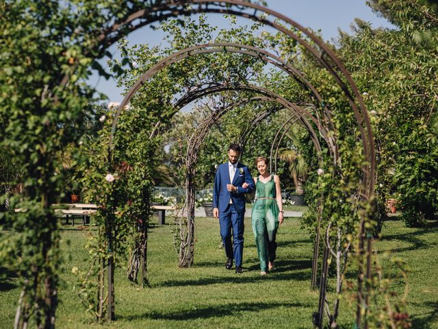 Il matrimonio di Valerio e Lucia a Celle Ligure, Savona 20