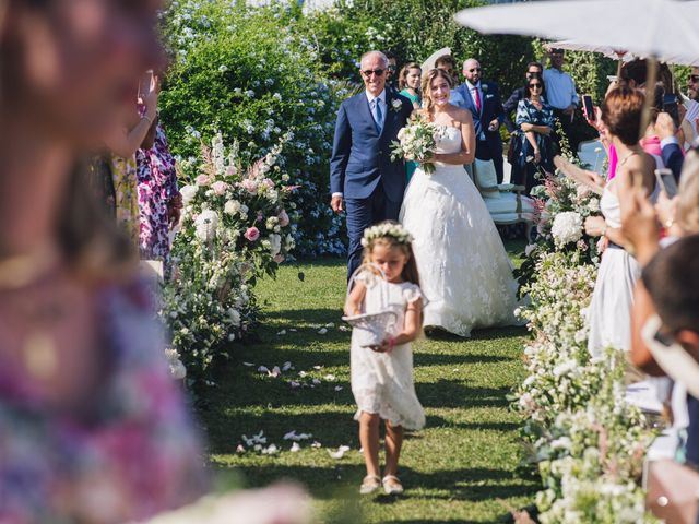 Il matrimonio di Valerio e Lucia a Celle Ligure, Savona 21