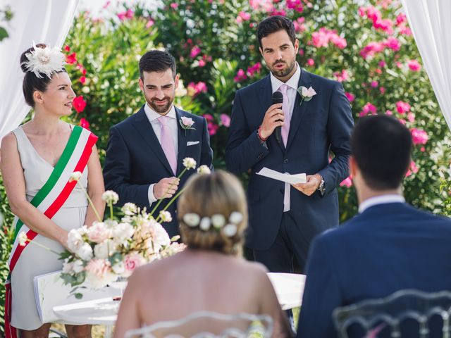 Il matrimonio di Valerio e Lucia a Celle Ligure, Savona 25