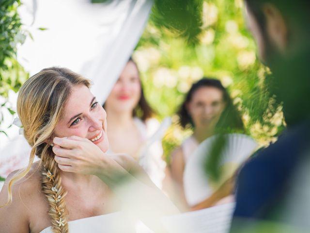 Il matrimonio di Valerio e Lucia a Celle Ligure, Savona 30