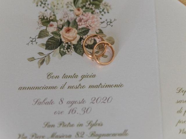 Il matrimonio di Enrico e Ginevra a Bagnacavallo, Ravenna 11
