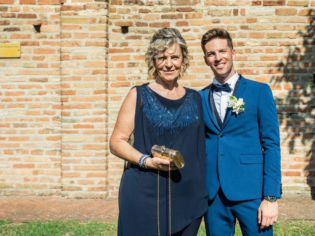 Il matrimonio di Enrico e Ginevra a Bagnacavallo, Ravenna 19