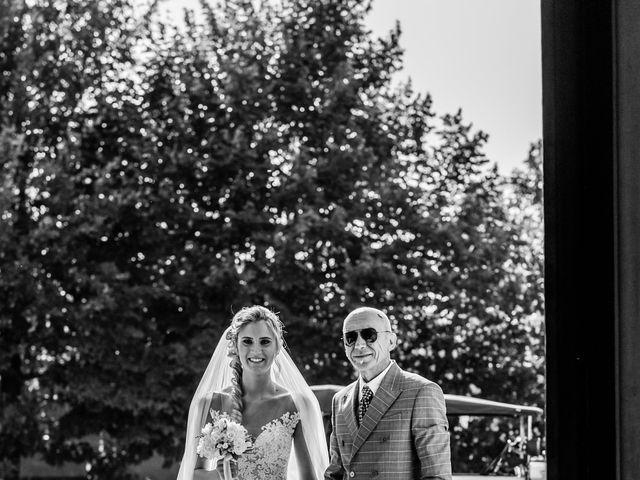 Il matrimonio di Enrico e Ginevra a Bagnacavallo, Ravenna 30