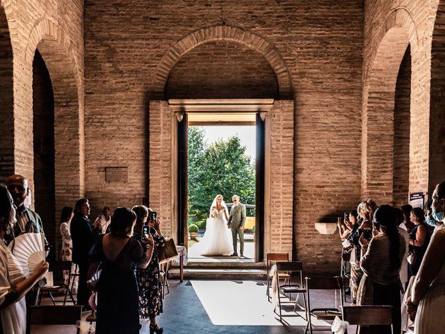 Il matrimonio di Enrico e Ginevra a Bagnacavallo, Ravenna 31