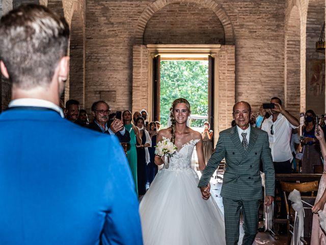 Il matrimonio di Enrico e Ginevra a Bagnacavallo, Ravenna 32