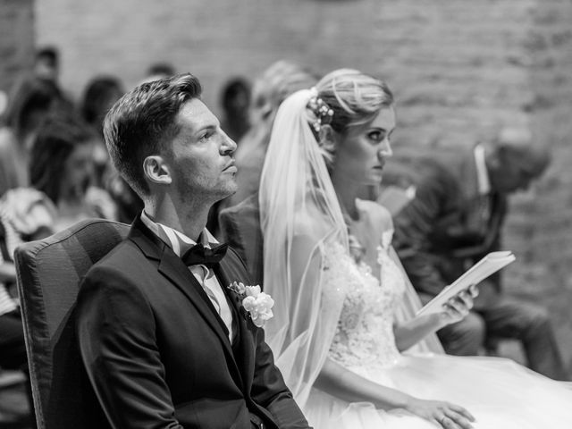 Il matrimonio di Enrico e Ginevra a Bagnacavallo, Ravenna 35
