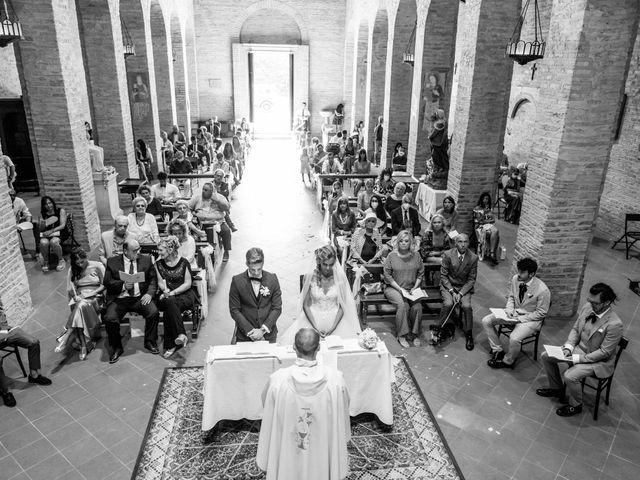 Il matrimonio di Enrico e Ginevra a Bagnacavallo, Ravenna 38
