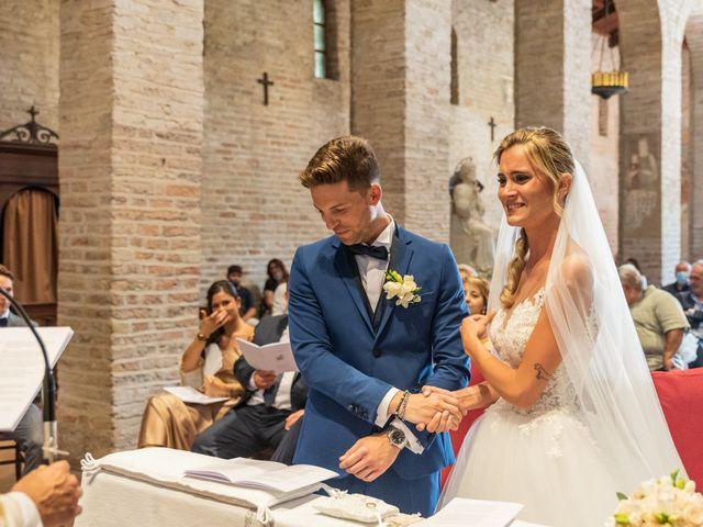 Il matrimonio di Enrico e Ginevra a Bagnacavallo, Ravenna 40