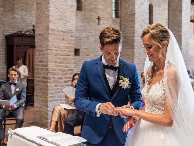 Il matrimonio di Enrico e Ginevra a Bagnacavallo, Ravenna 41