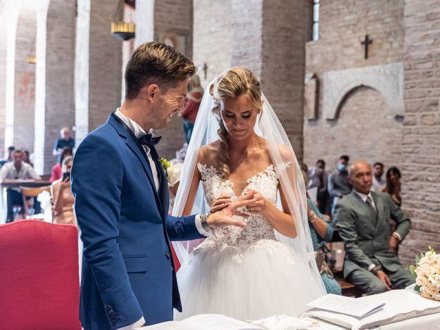 Il matrimonio di Enrico e Ginevra a Bagnacavallo, Ravenna 42
