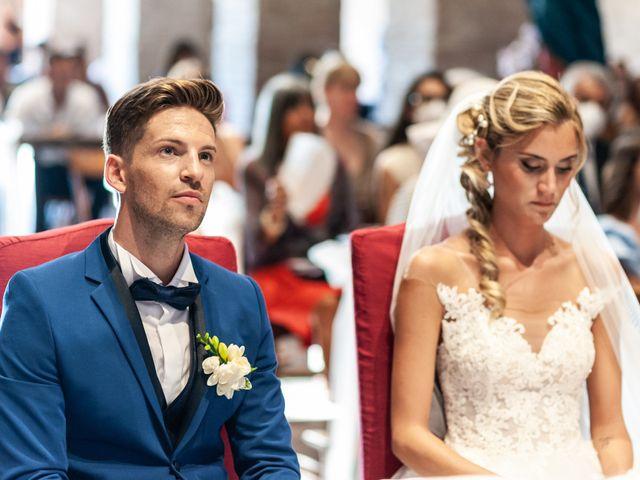 Il matrimonio di Enrico e Ginevra a Bagnacavallo, Ravenna 44