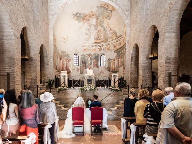 Il matrimonio di Enrico e Ginevra a Bagnacavallo, Ravenna 46