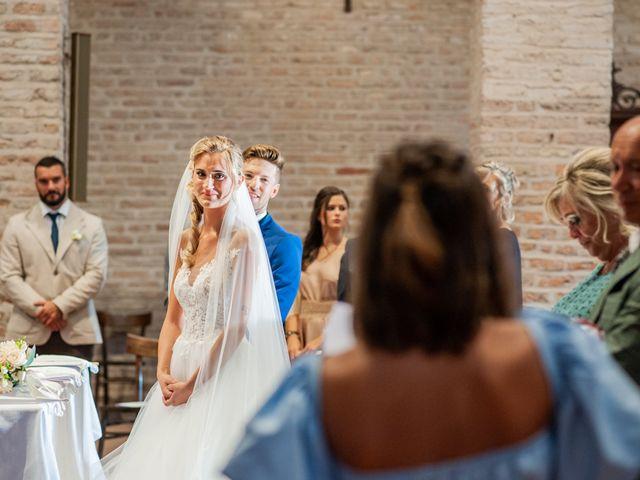 Il matrimonio di Enrico e Ginevra a Bagnacavallo, Ravenna 48